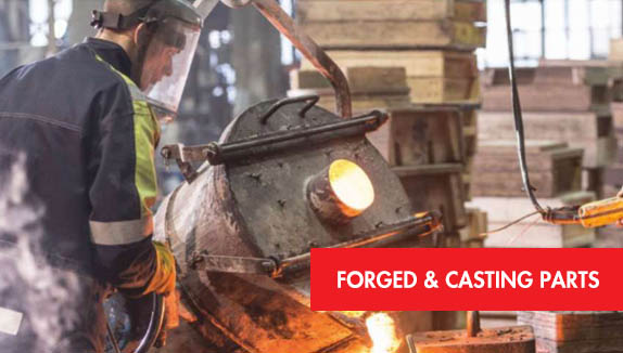 Forged & Casting Parts