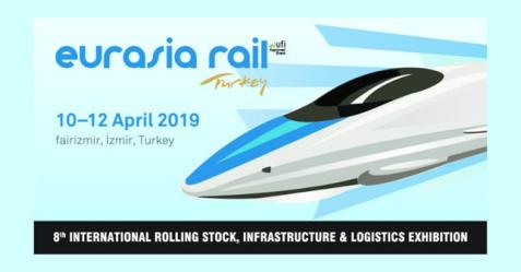 We have participated at Eurasia Rail 2019