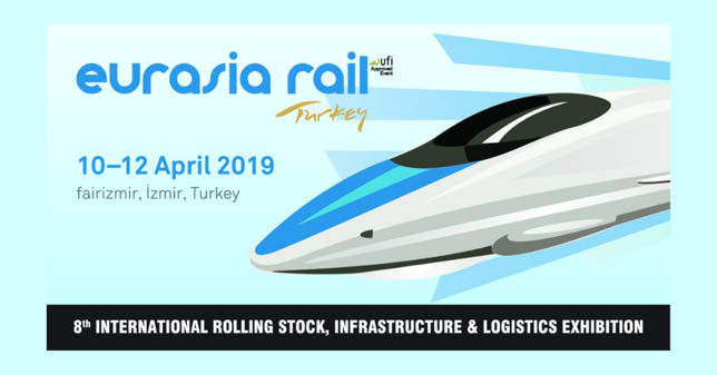 ÖZ-AR & KLW WHEELCO ortak standı ile Eurasia Rail fuarına katıldık.