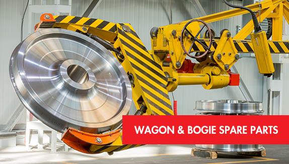 Wagon & Bogie Spare Parts